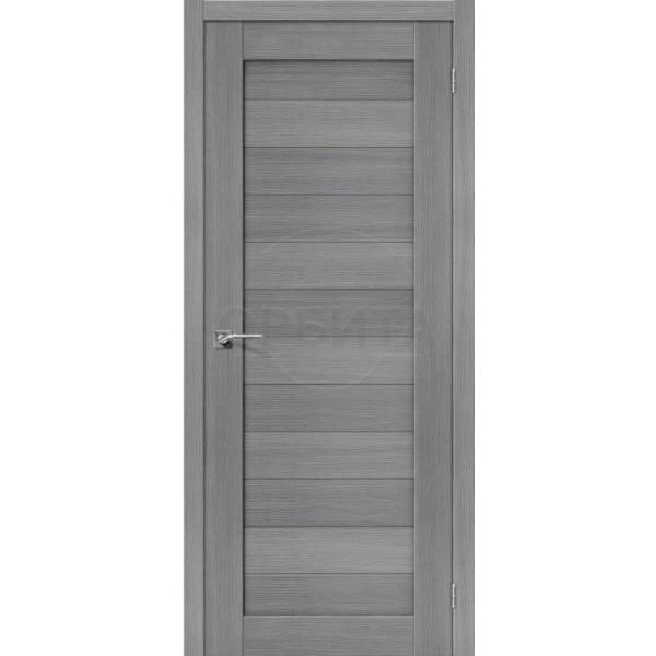 Дверь межкомнатная экошпон глухая Порта-21
