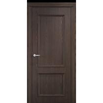 Дверь межкомнатная экошпон остекленная Классико-13