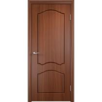 Дверь межкомнатная ламинированная глухая Лидия