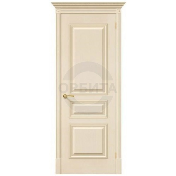 Дверь шпонированная межкомнатная глухая Лондон (Д-15)
