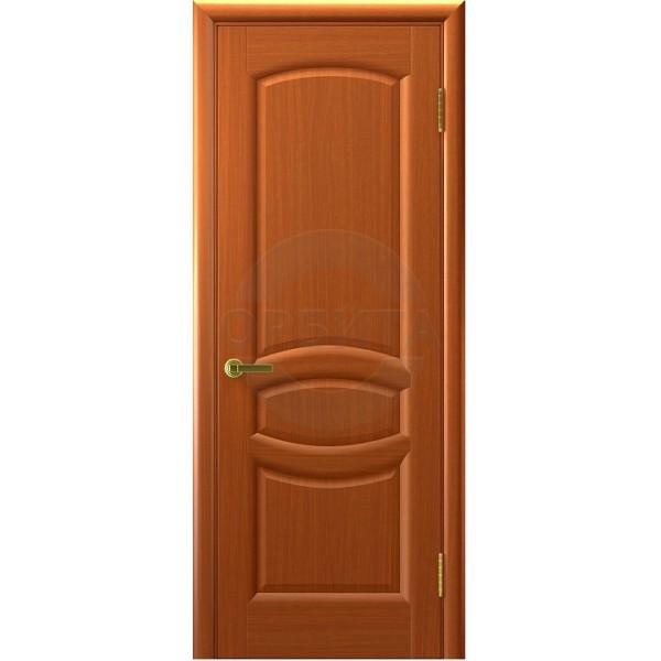 Дверь шпонированная межкомнатная глухая Анастасия