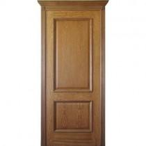 Дверь шпонированная межкомнатная глухая Шервуд (Д-21)