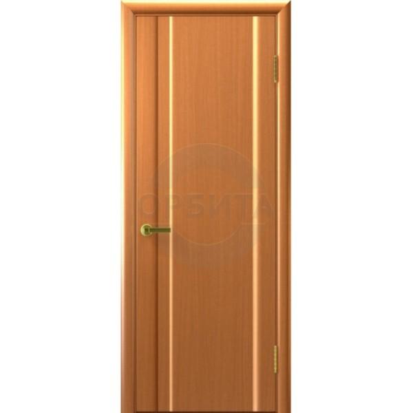 Дверь шпонированная межкомнатная остекленная Синай 1