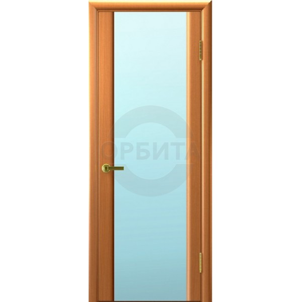Дверь шпонированная межкомнатная остекленная Синай 3
