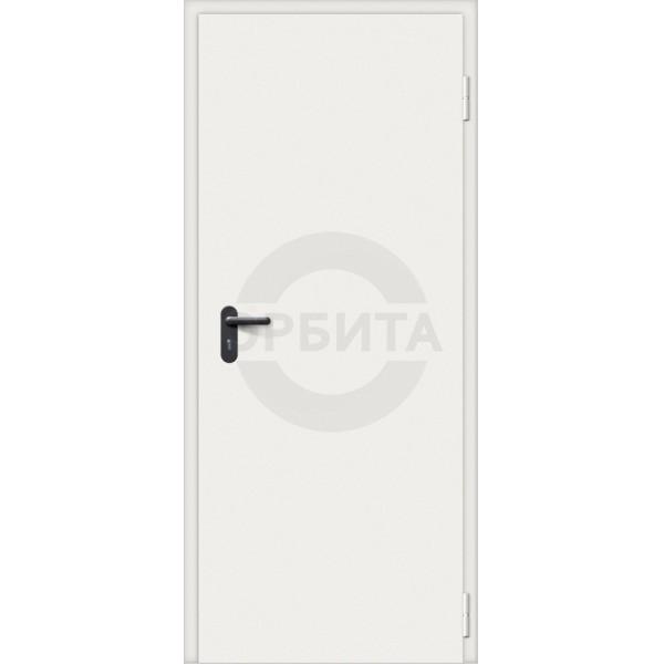 Дверь металлическая противопожарная EI60 RAL9016